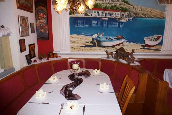 Griechisches Restaurant Olympia In Hirschaid
